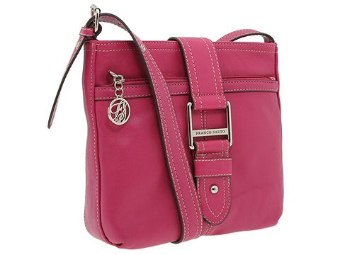 Franco Sarto - Sydney Cross Body (Watermelon) - Bags and Luggage
