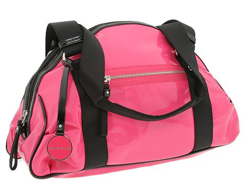 Franco Sarto - Block Party Large Dome Satchel (Watermelon) - Bags and Luggage