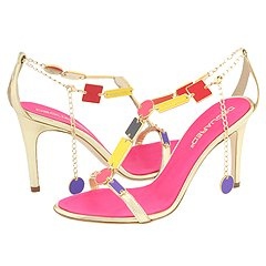 Ornamented Sandals by DSquared2    Manolo Likes!  Click!