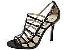 GUESS - Genovieve (Black Patent Leather) - Footwear