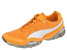 PUMA - Cell Meio (Flame Orange/Puma Silver) - Footwear