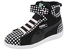 Puma Kids - First Round Flipper (Toddler/Youth) (Black/Heavenly Pink) - Footwear