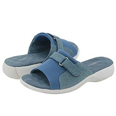 Walking Cradles - Dewey (Denim Fabric) - Footwear