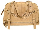 Jessica Simpson - Delfina Satchel (Camel) - Bags and Luggage