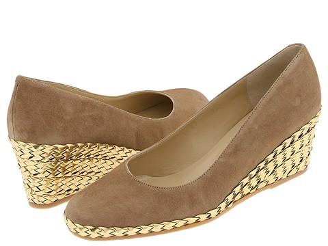 BRUNOMAGLI - Calitri (Fog/ Oro) - Footwear