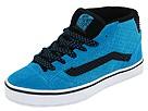 Vans - No Skool 2 Mid W ((Polka Pop) Blue) - Footwear