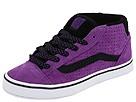 Vans - No Skool 2 Mid W ((Polka Pop) Purple) - Footwear