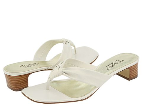 Franco Sarto - Plush (Pearl Capra) - Footwear