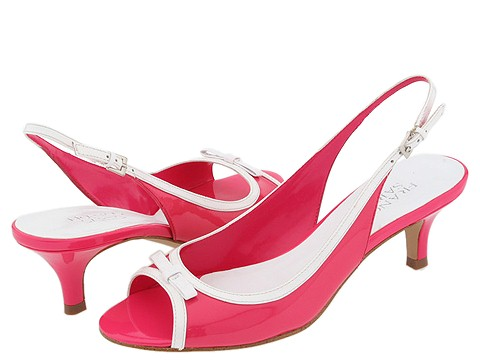 Franco Sarto - Slinky (Fuchsia Patent) - Footwear