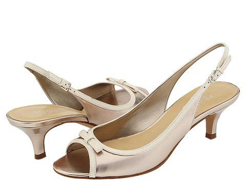Franco Sarto - Slinky (Silver Kid) - Footwear