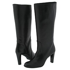 Delman Giddyup-C (Black) - Knee-High Boots