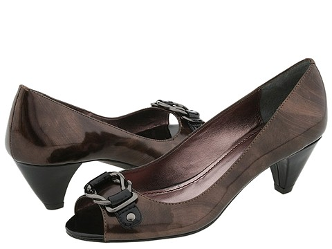Franco Sarto - Native (Bronze Leather) - Footwear