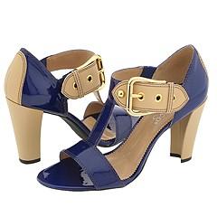 Franco Sarto Detract (Bluebell Patent) - Women's