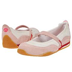 Naughty Monkey - Curissa (White/Pink) - Women's