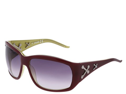 Just Cavalli JC140S Plum/White/Acid Green - Eyewear