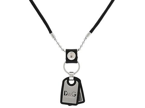 D&G Dolce & Gabbana - DJ0604 (Silver) - Jewelry