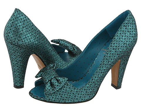 Moschino - CA1608AC1O SO0 (702-Turquoise) - Footwear