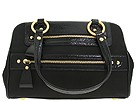 Anne Klein New York - Mercer Satchel (Black) - Bags and Luggage