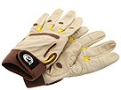 Bionic - Classic Gardening Gloves - WOMENS (Beige/Brown) - Accessories