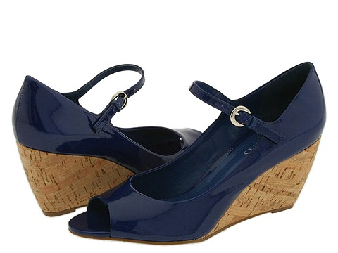 Franco Sarto - Fashion (Bluebell Patent) - Footwear