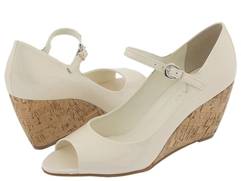 Franco Sarto - Fashion (Off White Patent) - Footwear