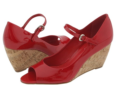 Franco Sarto - Fashion (Lipstick Patent) - Footwear