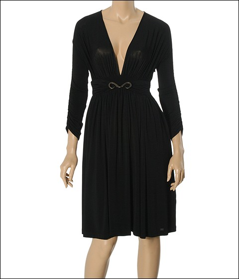Just Cavalli Dress Black - Apparel