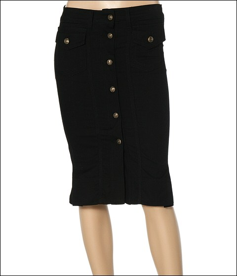 Just Cavalli Skirt Black - Apparel