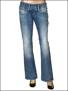 Diesel - Cherock (Denim Blue) - Apparel