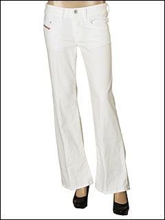 Diesel - Vixy (62R The Bright White) - Apparel
