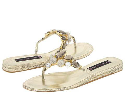 9994 664583 p - silver n gold flats