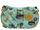 Kavu - Oxford (Aqua Floral) - Bags and Luggage