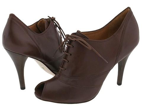 Corso Como - Violet (Chocolate Vintage Calf) - Footwear