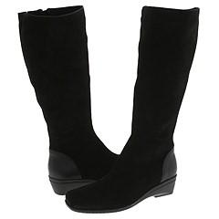 La Canadienne - Emmy (Brown Suede/Leather) - Footwear