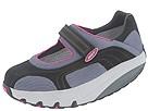 MBT - Lami (Gray & Pink Nubuck/Mesh) - Footwear