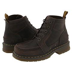 Dr. Martens - Aiken (Dark Brown Wyoming) Boots