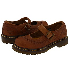 Dr. Martens - Alison (Tan Grizzly) Maryjanes