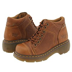 Dr. Martens - Yolanda (Tan Grizzly) Boots