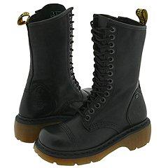 Dr. Martens - Miranda (Black Valentina) Boots