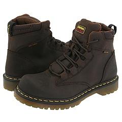 Dr. Martens - Hardwick Non-Steel-5 Tie Boots (Gaucho)