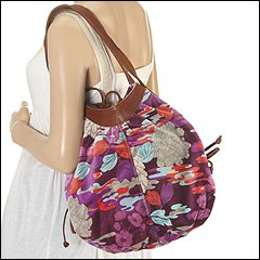Lucky Brand Cosmic Clouds Diana Shopper (Multi) - Handbags