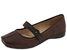 Naturalizer - Referee (Coffee Bean/Oxford Brown Leather) - Womens Footwear, Mary Jane, Womens Wide Fitting Shoes, Wide Fit, Wide Widths, Ladies Wide Fit Shoes