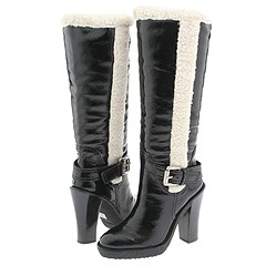 MICHAEL Michael Kors Derby Boot Suede at 6pm.com :  general boot derby boot suede michael michael kors womens