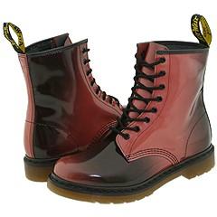Dr. Martens - 1460 W (Black/Rose) Boots