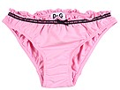 D&G Junior - Panty (Big Kids) (Pink) - Apparel