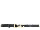 D&G Junior - DG Belts (Big Kids) (Black) - Accessories