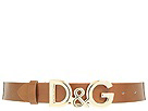 D&G Junior - DG Belts (Big Kids) (Bronze) - Accessories