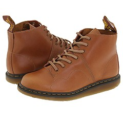 Dr. Martens - Monkey Peter-7 Eye Boots (Brown) Boots