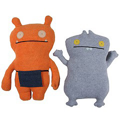 Uglydolls - Classic Uglydoll 2-Pack Babo Wage (Asst.) - Accessories