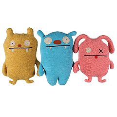 Uglydolls - Little Uglys 3-Pack: OX, Big Toe, Jeero (Asst.) - Accessories